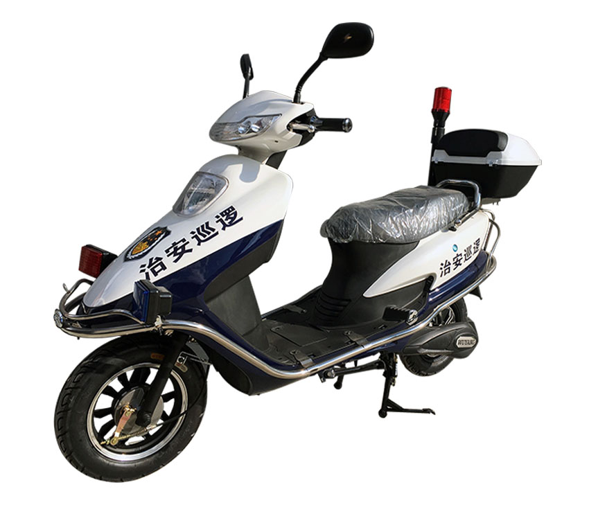 警用电动车 巡逻电动车 警用电动摩托车 巡逻车